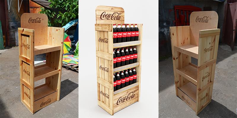 С�ойки Coca-cola