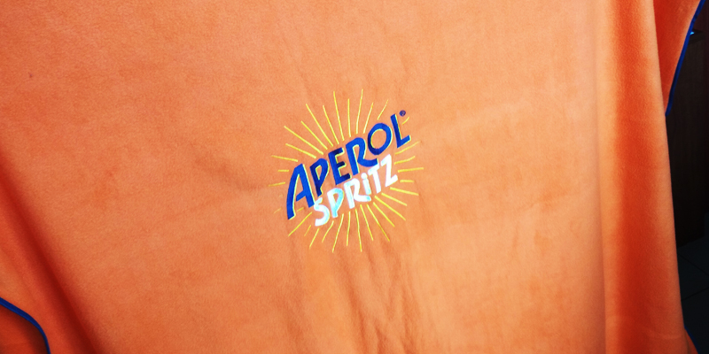 Плед Aperol